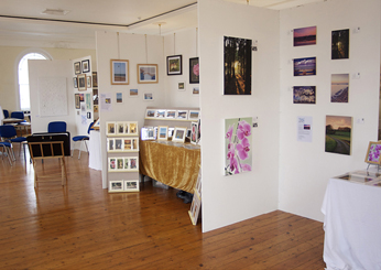 The Ryde Art Collective Exhibition at the Depozitory in 2013